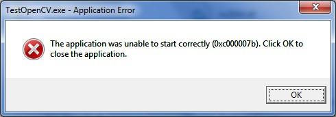 0xc000007b-error